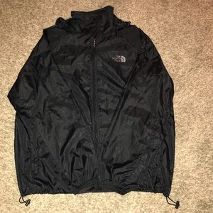 The North Face women's lightweight jacket